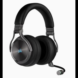 Corsair Virtuoso Rgb Wireless Se High-Fidelity Gaming Headset Gunmetal Ca-9011180-Ap