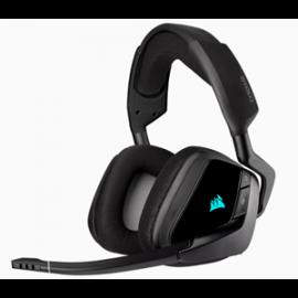 Corsair Void Rgb Elite Wireless Premium Gaming Headset With 7.1 Surround Sound Carbon Ca-9011201-Ap