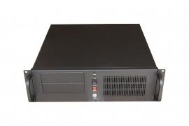 "TGC Rack mountable Server Chassis 3U 450mm Depth, 2x Ext 5.25"" Bays, 7x 3.5"" Int Bays. 5x Full Height PCIE Slots, ATX PSU/MB Tgc-3450"