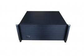 "TGC Rack Mountable Server Chassis 4U 390mm Depth, 5x Int 3.5"" Bays, 7x Full Height PCIE Slots, ATX PSU/MB Tgc-43901-Usb3.0"