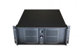 "TGC Rack Mountable Server Chassis 4U 480mm Depth, 3x Ext 5.25"" Bays, 6x Int 3.5"" Bays, 7x Full Height PCIE Slots, ATX PSU/MB Tgc-4480A"