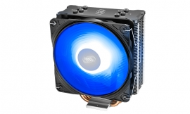 Deepcool Gammaxx GTE V2 RGB CPU Cooler Intel LGA1200/1151/1150/1155/1200/1366 AMD AM4 AM3+ AM3 AM2+ AM2 FM2+ FM2 FM1 DP-MCH4-GMX-GTEV2