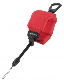 Olympus Camera Floating Strap -red Chs-09
