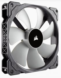 CORSAIR ML140, 140mm Premium Magnetic Levitation Fan, Single Pack (CO-9050050-WW)