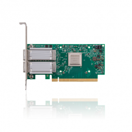 Mellanox CONNECTX-4 LX EN ADAPTER CARD, 25GBE DUAL-PORT SFP28, PCIE3.0 x8, TALL BRACKET MCX4121A-ACAT