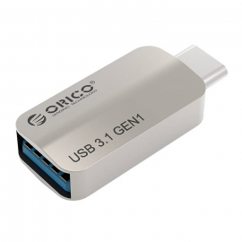 Orico CTA2-SV Adapter: Type-C (USB-C) to USB-A(F) with OTG Function (CTA2)