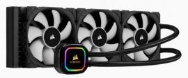 CORSAIR iCUE H150i RGB PRO XT, 360mm Radiator, Triple 120mm PWM Fans, Advanced RGB Lighting and Fan Control with Software, Liquid CPU Cooler (CW-9060045-WW)