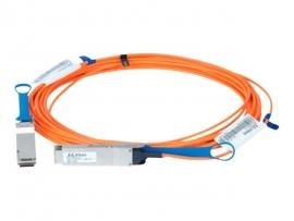 MELLANOX ACTIVE OPTICAL FIBER CABLE AOC, INFINIBAND EDR, UP TO 100GB/S, QSFP, LSZH, 5M