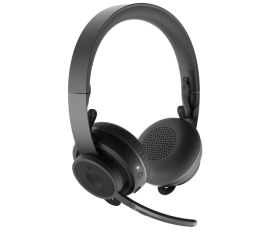 Logitech Zone Wireless UC 981-000915 Bluetooth headset designed to help you work from anywhere with exceptional sound,