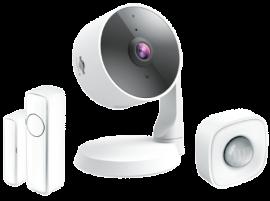 D-link Smart DIY Security Bundle (DCS-8331KT)