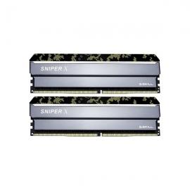 G.Skill Ddr4-3200 16Gb Dual Channel [Sniper X] F4-3200C16D-16Gsxkb Gs-F4-3200C16D-16Gsxkb