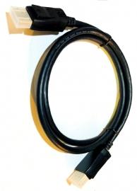 Generic DisplayPort Cable: DP(M) to DP(M) V1.4 Support 8K @60Hz, 4K @120Hz, 1M (DP-DP-MM 1M 8K)