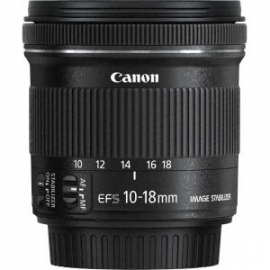 Canon Efs10-18isst Ef-s10-18mm F/4.5-5.6 Is Stm Efs10-18isst