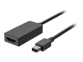 Microsoft Mini Display To Hdmi For Surface Pro Eju-00002