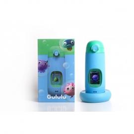 Gululu Talk The Interactive Smart Water Bottle & Health Tracker For Kids Blue Elegululutalk-Bu