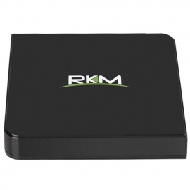 Rkm Mk68 Octa Core 4k Andriod Mini Pc With 2g/ 16g,lolipop 5.1,bt,glan,dual Band Wifi Elerkmmk68r16a