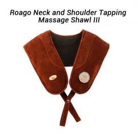 Roago Neck And Shoulder Tapping Massage Shawl Iii Elerocmm-55