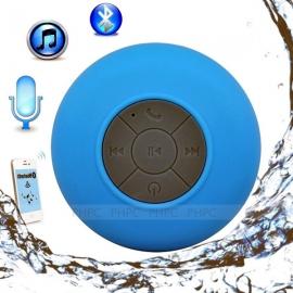 Mini Waterproof Wireless Bluetooth Speaker (blue) Elevmxwaterpfbu