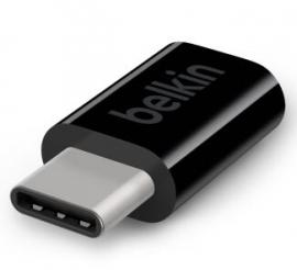 Belkin Usb-c To Micro Usb Adapter 2yr Wty F2cu058btblk
