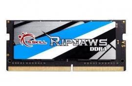 G.SKILL Ripjaws DDR4 SO-DIMM kit 8GB (1x8GB) DDR4-2666MHz SO-Dimm CL19-19-19 1.20V (F4-2666C19S-8Grs)