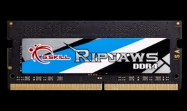 G.Skill Ripjaws 8Gb Pc4-21300 Ddr4 2666Mhz 19-19-19-43 1.2V So-Dimm F4-2666C19S-8Grs