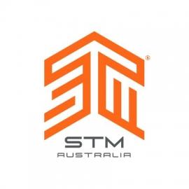 STM RUGGED CASE PLUS (IPAD PRO 12.9 5TH GEN/12.9 4TH GEN/12.9 3RD GEN) BLACK STM-222-328LZ-01