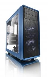 Fractal Design Focus G Blue Window Fd-ca-focus-bu-w