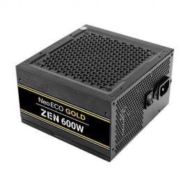 Antec NE600G-ZEN ATX PSU: 600W Neo Eco ZEN 80Plus Gold (NE600G-ZEN)