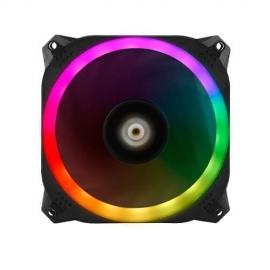 Antec Prizm 120Mm Argb Pwm Fan V2 Dual-Ring Hydraulic Bearing 18 Independent Led Beads. 2 Years Warranty Prizm120Argb