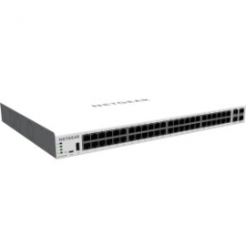 Netgear Insight Managed 52-port Gigabit Ethernet 505w Poe+ Smart Cloud Switch With 2 Sfp And 2