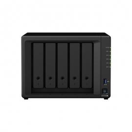SYNOLOGY DS1520+, 5 BAY NAS (NO DISK), CEL-J4125 QUAD CORE,8GB,GbE(4),USB,M.2(2),TWR,3YR