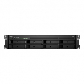 Synology RS1221RP+ RackStation 8-Bay Scalable NAS ( RAIL KIT optional ) Redundant power