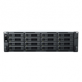 Synology RS2821RP+ RackStation 16-Bay Scalable NAS ( RAIL KIT optional ) Check HDD compatibility listing.