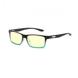 Gunnar Cruz Amber Onyx Teal Indoor Digital Eyewear Gn-Cru-08401