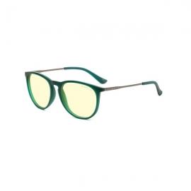 Gunnar Menlo Amber Emerald Indoor Digital Eyewear Gn-Men-08401