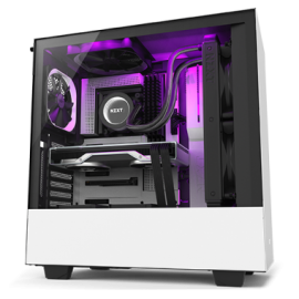 NZXT H510i Compact ATX Mid Tower (CA-H510i-W1)