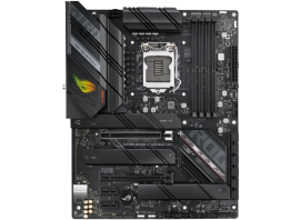 Asus INTEL B560 LGA 1200 ATX MOTHERBOARD WITH PCIE 4.0 8+2 TEAMED POWER STAGES ROG STRIX B560-F GAMING WIFI