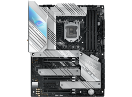 ASUS ROG Strix Z590-A Gaming WiFi Intel Socket 1200 Z590 Chipset ATX Motherboard with PCIe 4.0, 14+2 teamed power stages