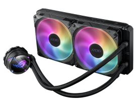 Asus ROG STRIX LC II 280 ARGB ALL-IN-ONE LIQUID CPU COOLER WITH AURA SYNC