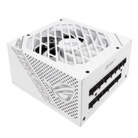 Asus ROG Strix 850W White Edition PSU, with 80 PLUS Gold certification, brings premium performance to the mainstream