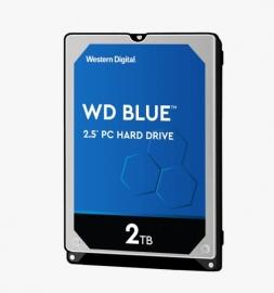 """Western Digital Blue 2Tb 2.5"""" Sata Pc HDD Wd20Spzx"""