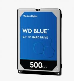 """Western Digital Blue 500Gb 2.5"""" Sata Pc HDD Wd5000Lpcx"""