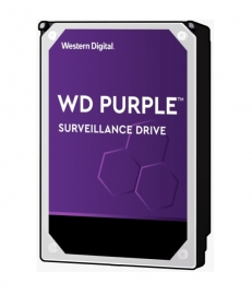 """Western Digital WD Purple 14TB 3.5"""" Surveillance HDD 7200RPM 512MB SATA3 6Gb/s WD140PURZ"""
