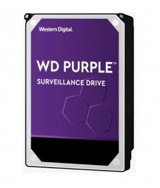 """Western Digital WD Purple 8TB 3.5"""" Surveillance HDD 7200RPM 256MB SATA3 6Gb/s 245MB/s WD82PURZ"""