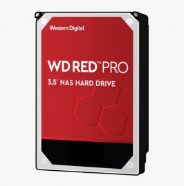 "Western Digital Wd Red Pro 12Tb Nas 3.5"" 7200Rpm Sata3 6Gb/ S 128Mb Cache Wd121Kfbx"
