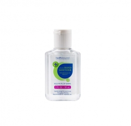 Heathly And Beyond Instant Hand Sanitiser Gel 59Ml With Moisturizers & Vitamin E Hbhs-59Ml