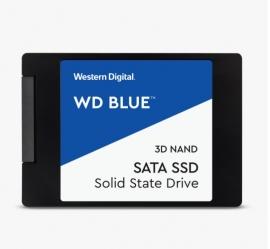 """Western Digital Blue 1Tb 2.5"""" Sata 3D Nand Ssd Wds100T2B0A"""
