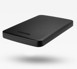 "Toshiba 2tb - 2.5"" Portable Usb3.0 Hard Drive (black) 3yr Hdtb420ak3aa"