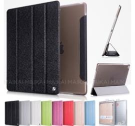 Hoco Ice Ultra Slim Premium Smart Case For Ipad 2 /3 /4 Cool Black, Free Screen Protector