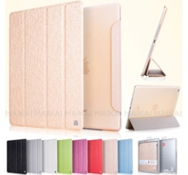 Hoco Ice Ultra Slim Premium Smart Case For New Ipad Air Champagne Gold, Free Screen Protector